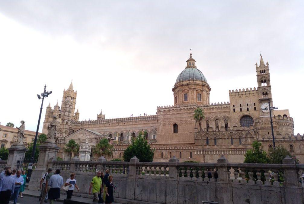 Palermo, aquí estoy.